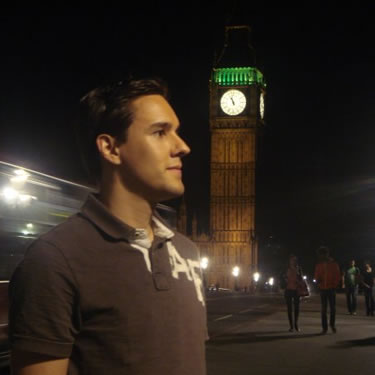 Stefan in London